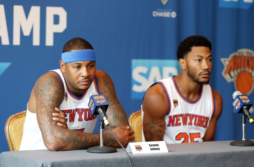 Melo on theMove?