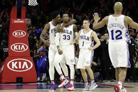 NBA PREVIEW- 76ers