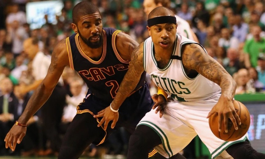 Kyrie Irving and Isaiah Thomas Trade Winners And Losers