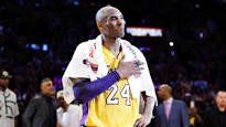 Lakers set to retire Kobe Bryant's jersey.