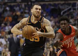 Pelicans Sign Point Guard Mike James To A Two Way Deal