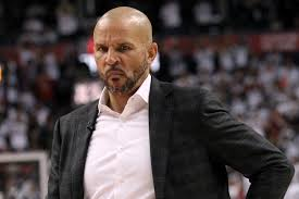 Bucks Fire HC Jason Kidd